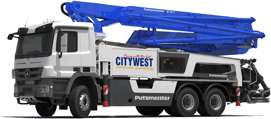 CityWest Concrete Pumping home-image